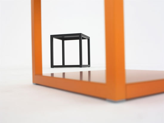 Light Table Natural by van Esch