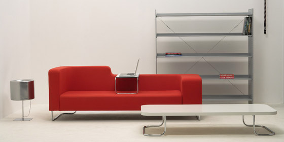 Hi&Lo Double Sofa by Nurus
