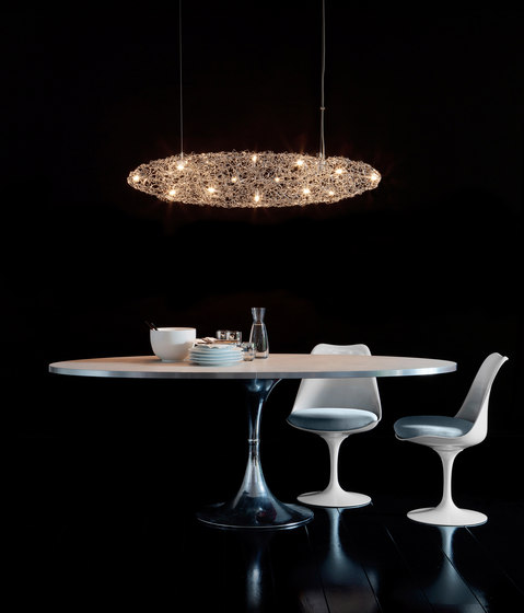 Crystal Waters floor lamp de Brand van Egmond