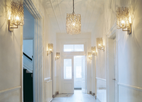Hollywood chandelier glass by Brand van Egmond
