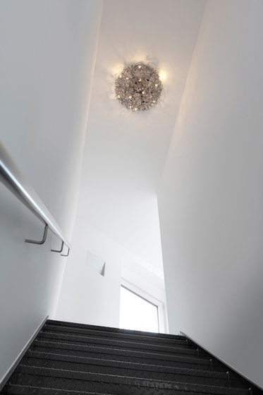 Hollywood icicles chandelier by Brand van Egmond