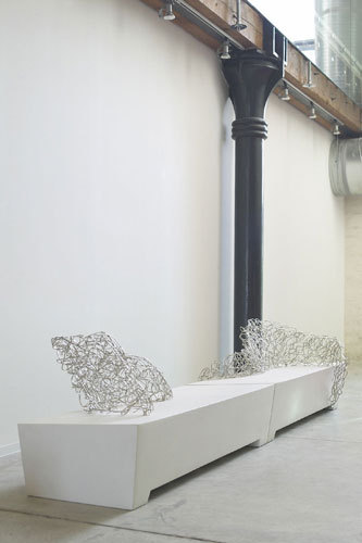 Sculpture on Socle by Brand van Egmond