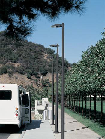 Pole-top luminaire 8141/8145/... by BEGA