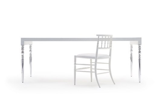 New Antiques Restaurant Table by Cappellini