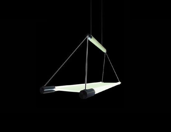 Pendant luminaire [Prototype] by Fontana