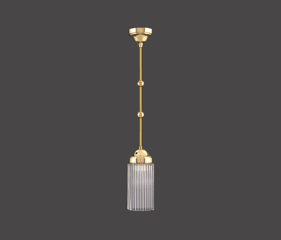 MB3-4FL pendant lamp by Woka