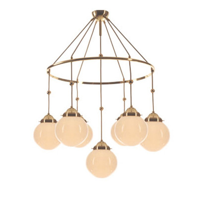 Brioni chandelier by Woka