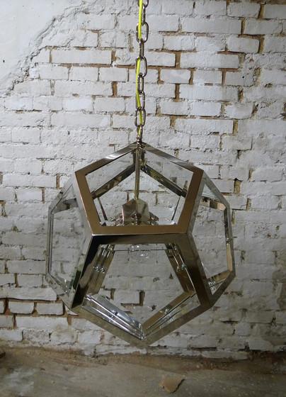 Knize Dodekaeder pendant lamp de Woka