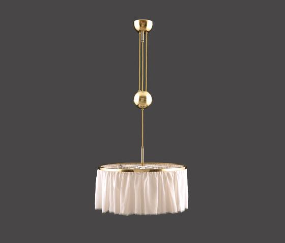 Kugelzug pendant lamp by Woka