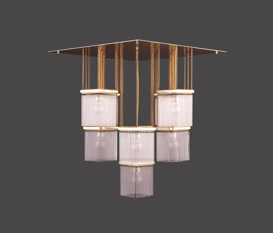 Scotch pendant lamp by Woka