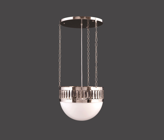 WW7/50po pendant lamp by Woka