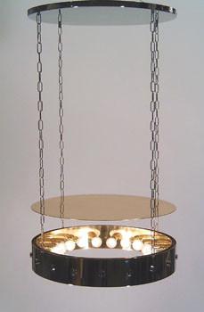 Hohenlohe chandelier de Woka