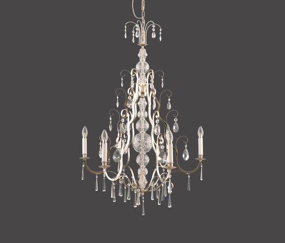 AD-CR chandelier de Woka