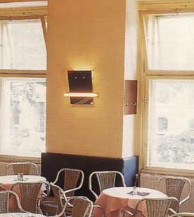 Cafe Stein lamp by Woka