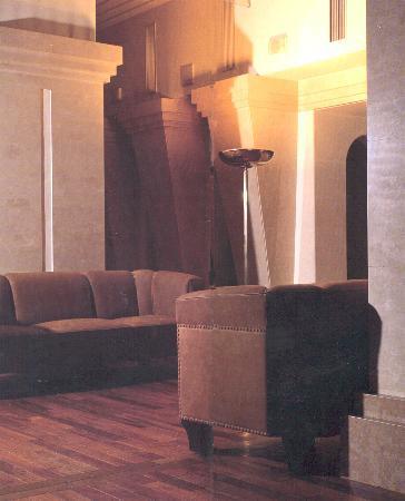 SCH1 floor lamp de Woka