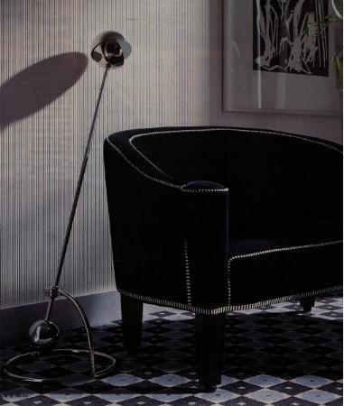 AD5 floor lamp by Woka