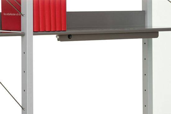 Littbus Steel / Single sided 374x2044 mm by Lustrum