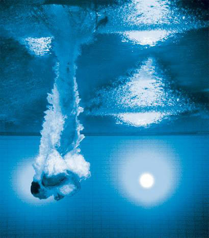 Underwater floodlight 9912 underwater lights by bega architonic for Underwater luminaire for swimming pool