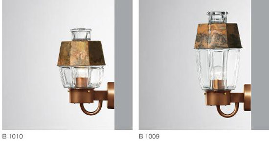 General lighting | Wall lights | Wall luminaire B1010/B1009