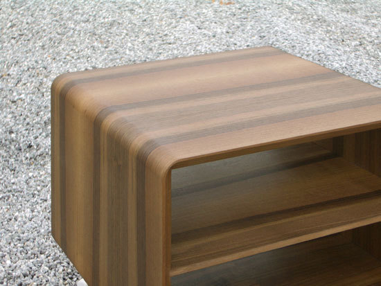 bolum coffee table di nut + grat