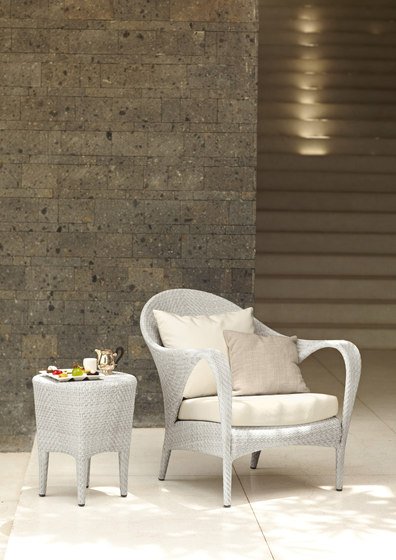 Tango Lounge chair by DEDON