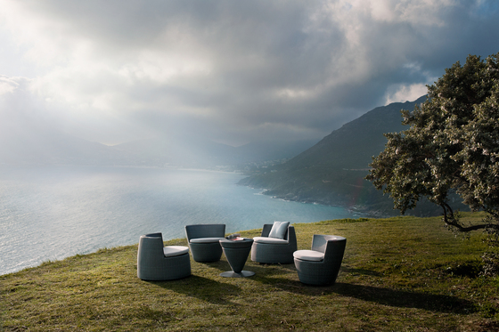 Obelisk Lounge chair S by DEDON