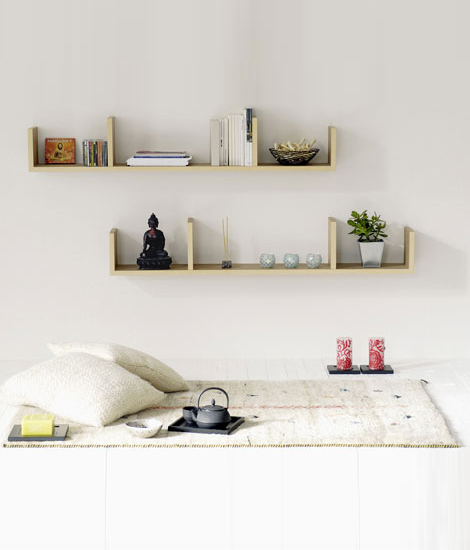 pablo Shelf de tossa