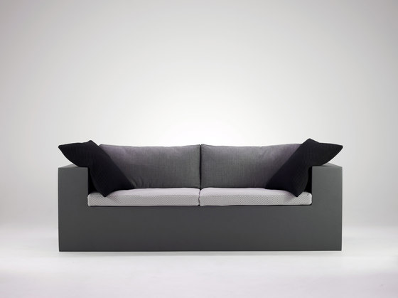 Club Sofa 01 by Quinze & Milan