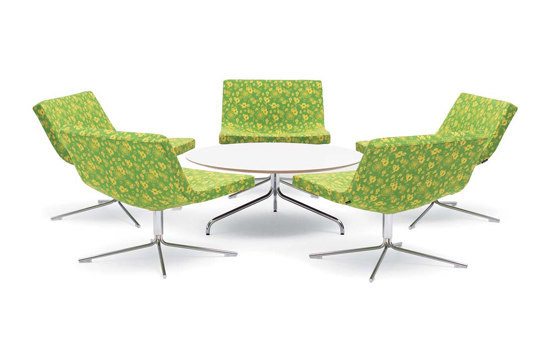 Bond easy chair de OFFECCT