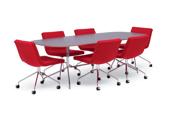 Bond swivel with five castors di OFFECCT