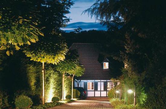 Luminaire de jardin b1532 luminaires pour zones - Luminaires de jardin ...