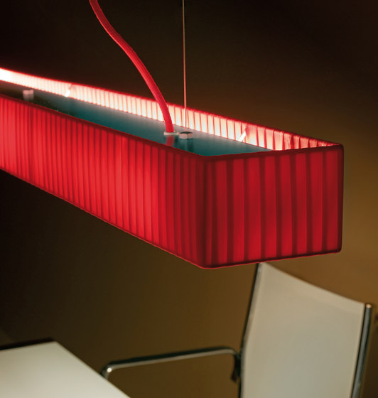 Tekno LP1 pendant lamp by BOVER