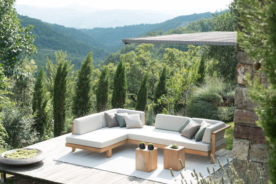 Pure Sofa Meridienne Casual von Tribu