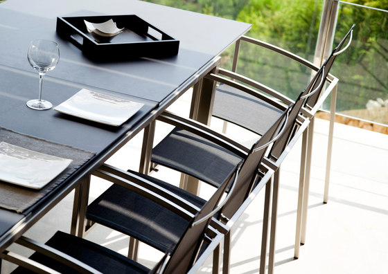 Mystral Extendable table by Tribù