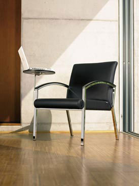 sign chair by Wiesner-Hager