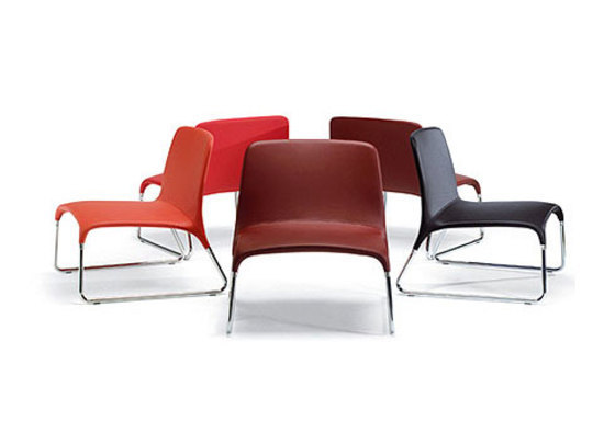 Vela lounge seater 1930-22 de Plank