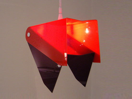 Bird Lamp [prototype] di Studio Greiling