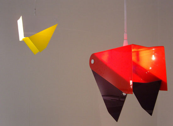 Bird Lamp [prototype] by Studio Greiling