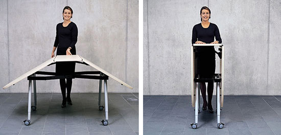 Folding_Com | Table by Bene
