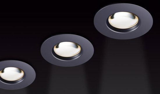 Tube Downlight Round de Tobias Grau