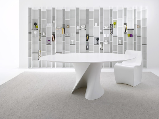 S Table by MDF Italia