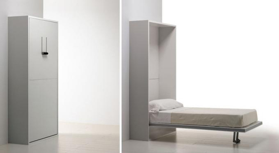 La Literal Single Folding Bed by Sellex