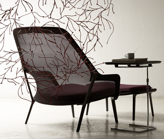 Slow Chair di Vitra