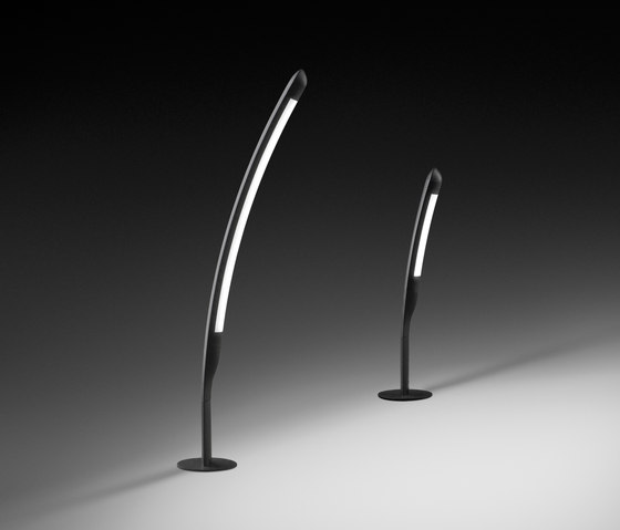 Halley 4190 Floor lamp by Vibia