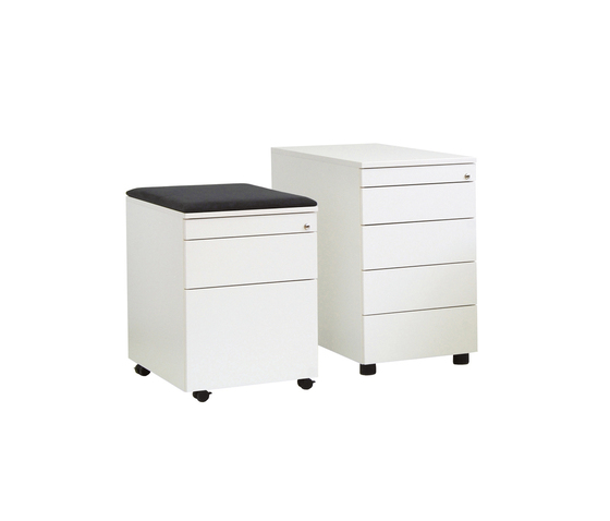 float fx trolley with folding table by Wiesner-Hager