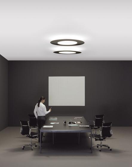 Mega 0570 / 0575 ceiling lamp de Vibia