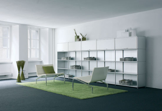 spinoff shelving system by formfarm