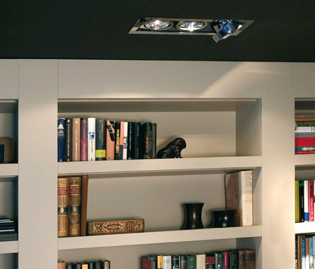 Corner 8140 ceiling lamp by Vibia