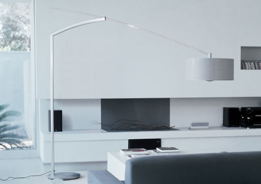 Balance 5189 floor lamp by Vibia