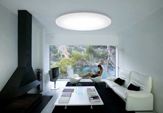 Big 0530 Ceiling lamp by Vibia